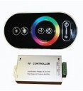 LED Strip Radio Controller with Touch Remote Control