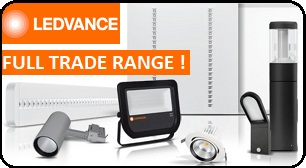 Osram LEDVance LED Fittings Range