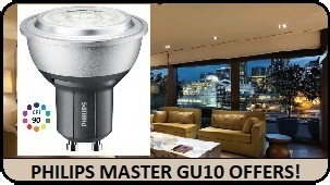 Philips GU10 offers