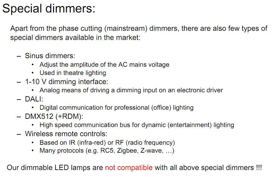 Dimmer slide 8